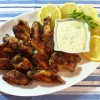 Greek Chicken Wings