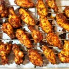 5 Spice Blend Hot Chicken Wings