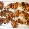 Sundried Tomato Chicken Wings